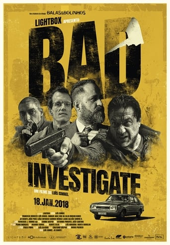 Poster of Bad Investigate
