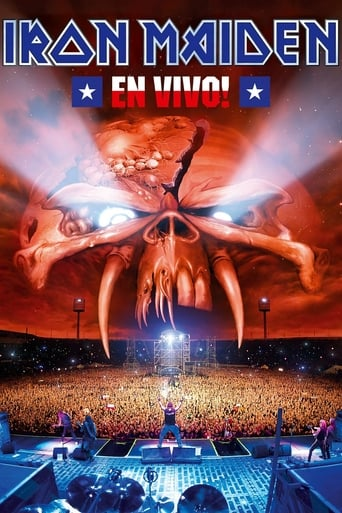 'Iron Maiden: En Vivo! (2012)