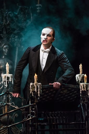 Phantom of the Opera: Behind the Mask