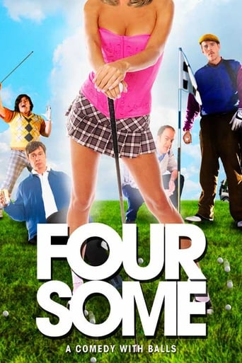 Poster of The Foursome