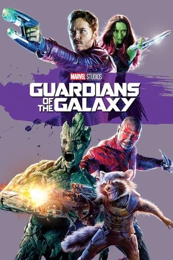 Filmplakat von Guardians of the Galaxy