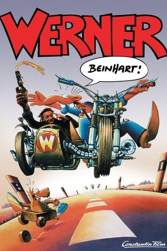 Poster of Werner - Beinhart!