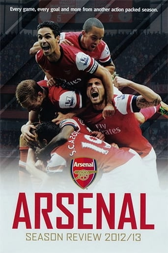 Arsenal: Season Review 2012-2013