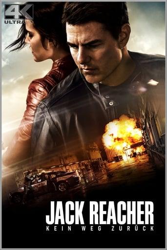 Filmplakat von Jack Reacher - Kein Weg zurück