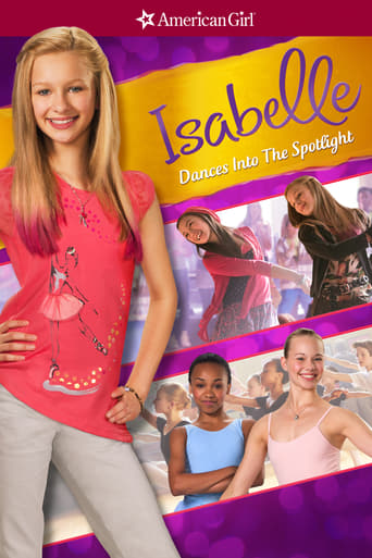 Poster of Isabelle Dances Into the Spotlight