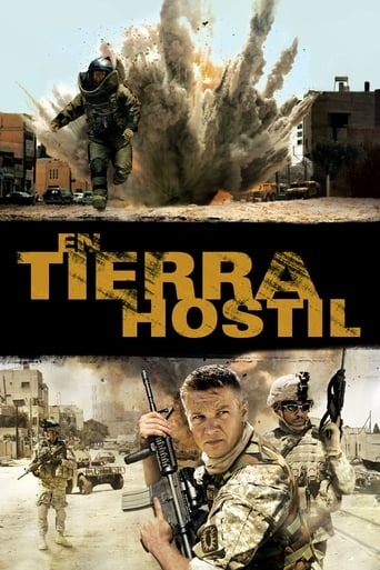 Poster of En tierra hostil