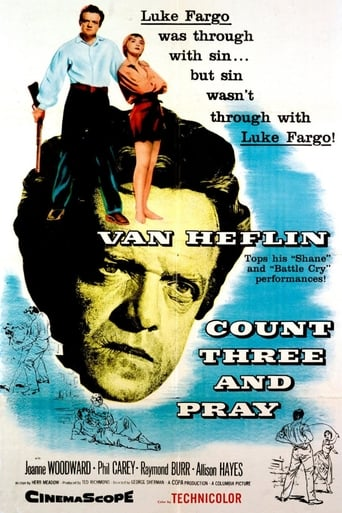 Poster of Count Three and Pray