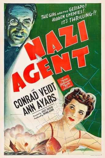 Poster of Nazi Agent