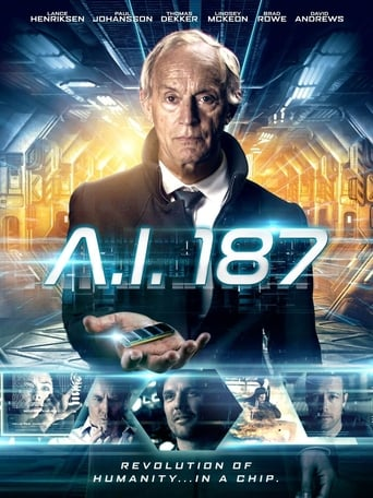 Poster of A.I. 187