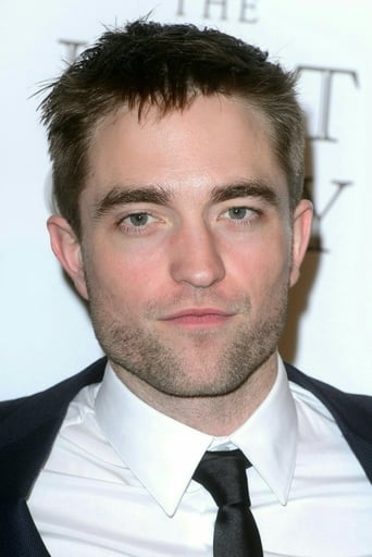 Profile picture of Robert Pattinson