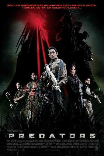 Poster of Predators