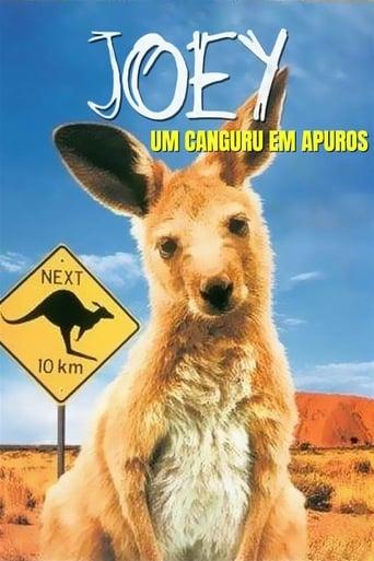 Joey: Um Canguru em Apuros - Poster