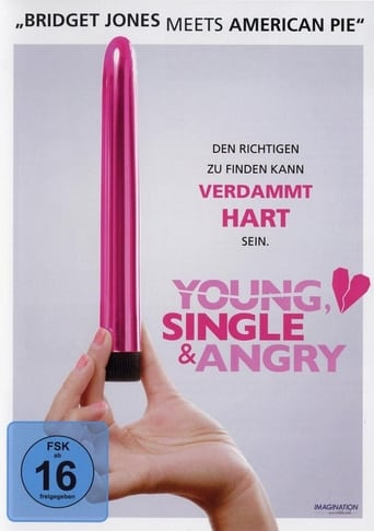 Poster of Young, Single & Angry