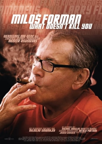 Poster of Miloš Forman - What Doesn't Kill You…