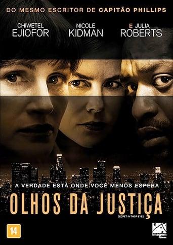 Olhos da Justiça - Poster