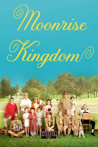 Poster of Moonrise Kingdom