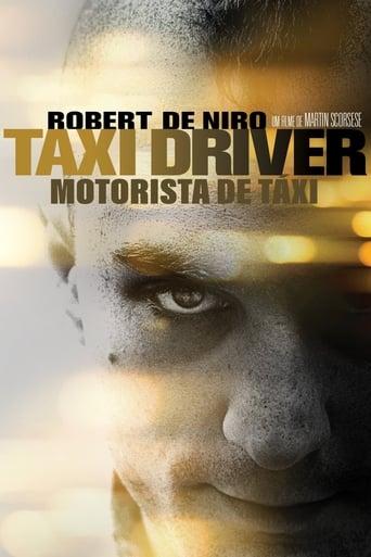 Taxi Driver: Motorista de Táxi - Poster