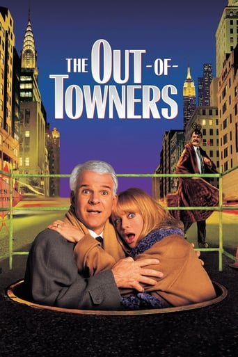 Poster of The Out-of-Towners