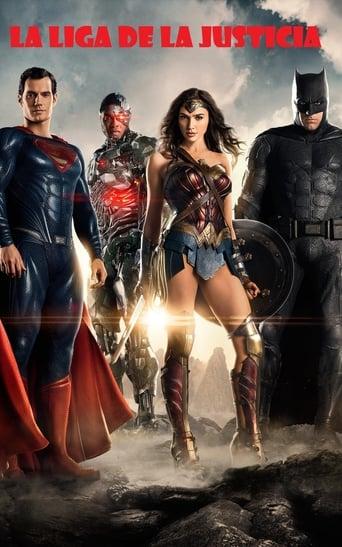 Poster of Liga de la Justicia
