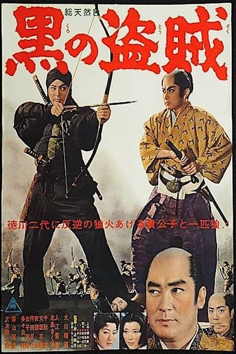 Poster of Black Thief