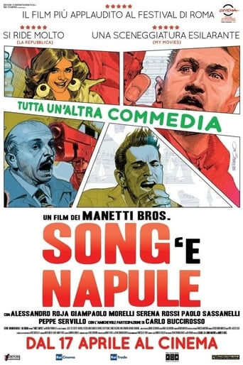 Poster of Song'e napule