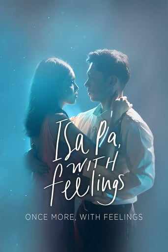 Poster of Isa Pa, with Feelings