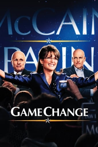 Game Change (2012) - poster