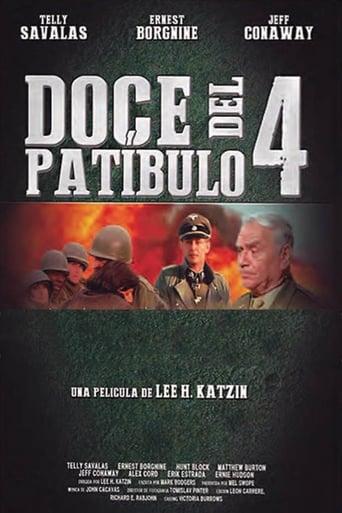 Poster of Doce del patíbulo 4: Misión fatal