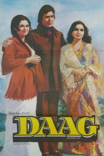 Poster of Daag