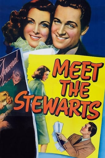 Poster of Meet the Stewarts