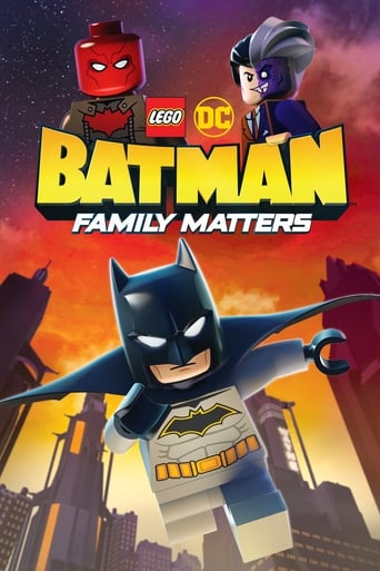 Watch LEGO DC: Batman – Family Matters Online Free in HD