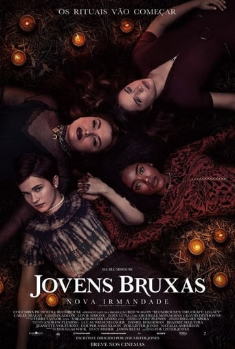 Jovens Bruxas: Nova Irmandade Torrent (2020) Legendado WEB-DL 1080p – Download