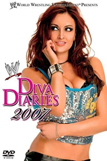 Poster of WWE Diva Diaries