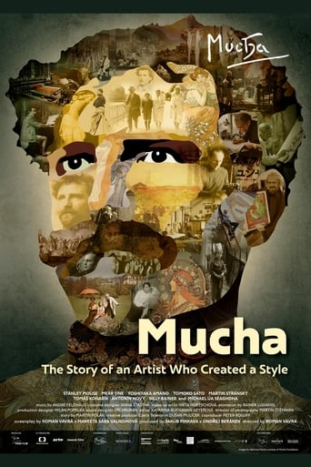 Mucha: The Story of an Artist Who Created a Style