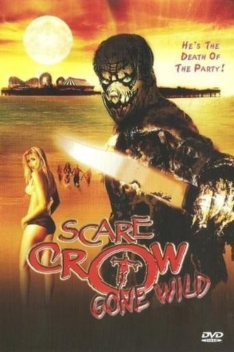 Poster of Scarecrow Gone Wild