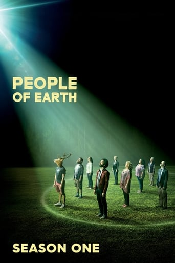 People of Earth 1ª Temporada - Poster