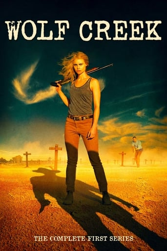 Wolf Creek 1ª Temporada - Poster