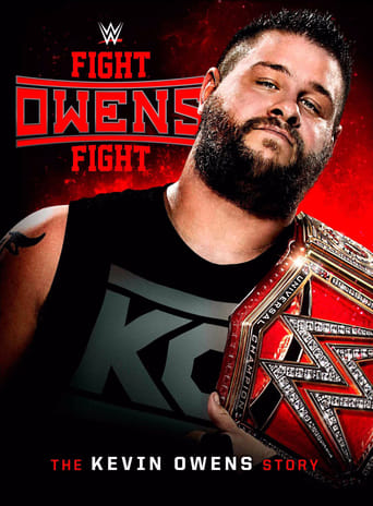 Poster of Fight Owens Fight: The Kevin Owens Story