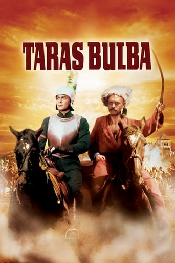 Poster of Taras Bulba