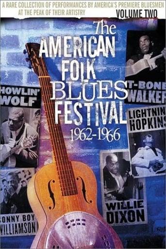 Poster of The American Folk Blues Festival 1962-1966, Vol. 2