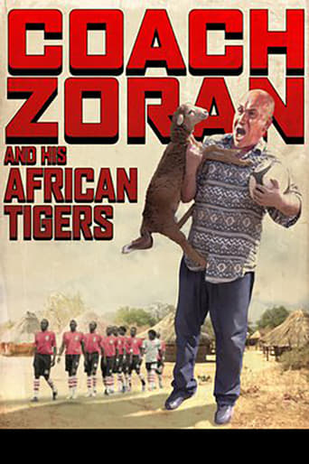 Coach Zoran and His African Tigers