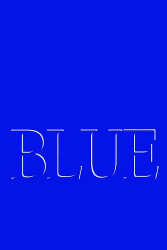 Poster of Blue