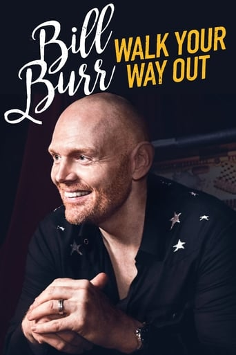 Poster of Bill Burr: Walk Your Way Out