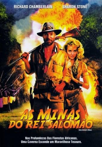 As Minas do Rei Salomão Torrent (1986) Dual Áudio BluRay 720p | 1080p – Download