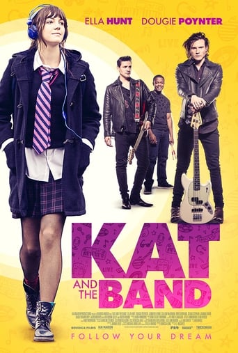 Kat and the Band Poster