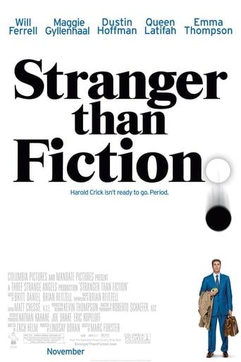 Poster of Stranger Than Fiction