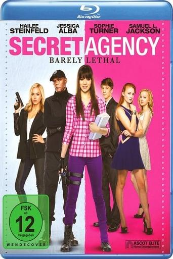 Secret Agency: Barely Lethal - Abenteuer / 2015 / ab 12 Jahre