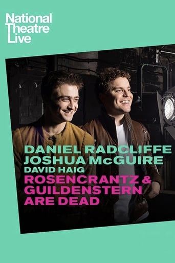 Poster of National Theatre Live: Rosencrantz & Guildenstern Are Dead