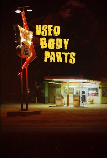 Poster of Used Body Parts