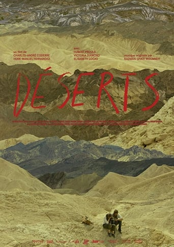 Poster of Déserts